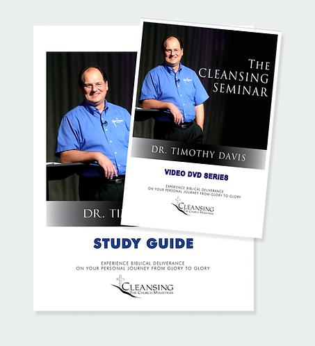 Cleansing Seminar & Study Guide Video Bundle