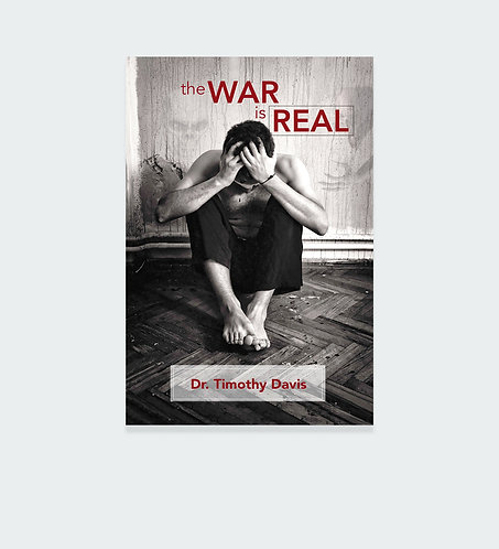 The War Is Real book