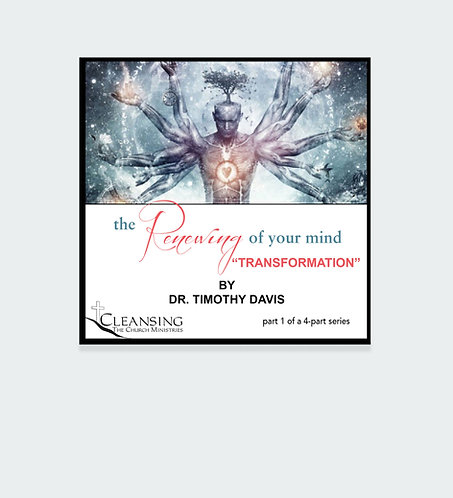 The Renewing of Your Mind - Transformation mp3