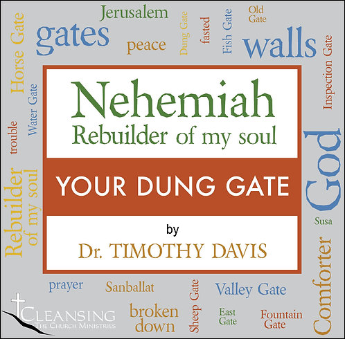 Nehemiah: Rebuilder of My Soul Part 5 - Your Dung Gate mp3