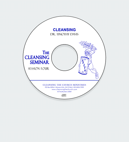 Cleansing - Cleansing Seminar Session 4 Audio
