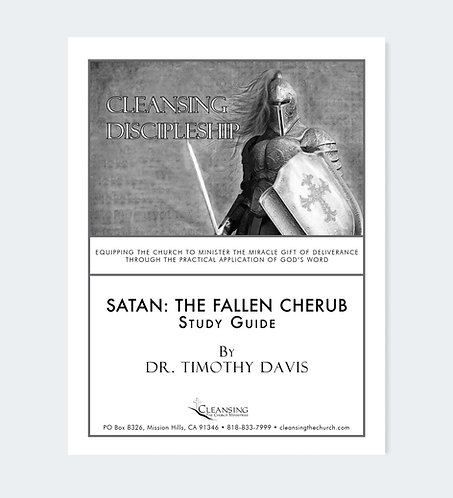 Satan: The Fallen Cherub Study Guide PDF