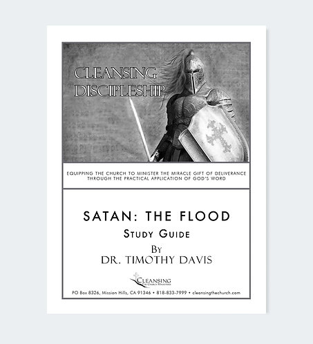 Satan: The Flood Study Guide pdf