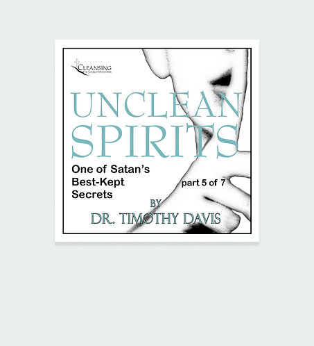 Unclean Spirits Series Part 5 mp3