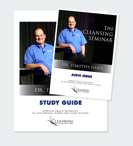 Cleansing Seminar & Study Guide Audio Bundle