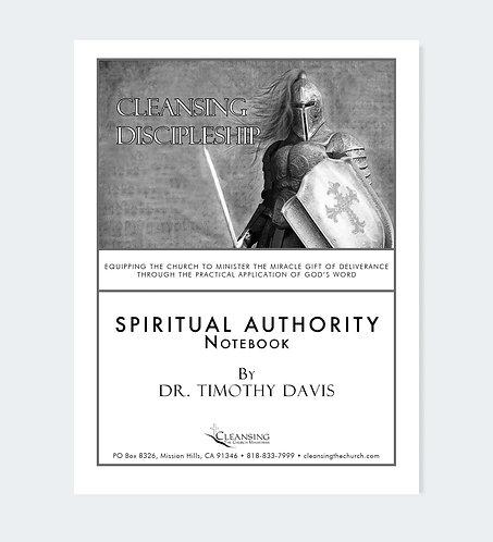 Spiritual Authority Notebook pdf