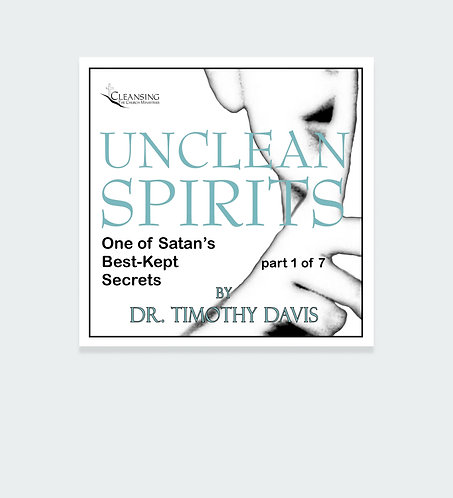 Unclean Spirits Series Part 1 mp3