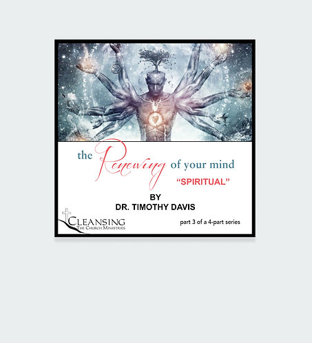 The Renewing of Your Mind - Spiritual mp3