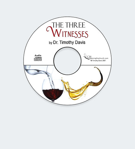 The Three Witnesses Audio