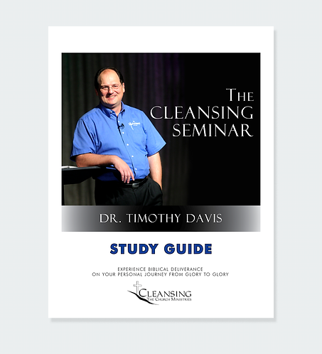 Cleansing Seminar Study Guide