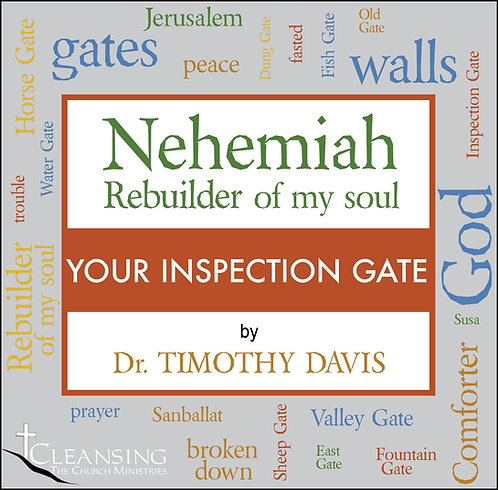Nehemiah: Rebuilder of My Soul Part 10 - Your Inspection Gate mp3