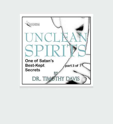 Unclean Spirits Series Part 3 mp3