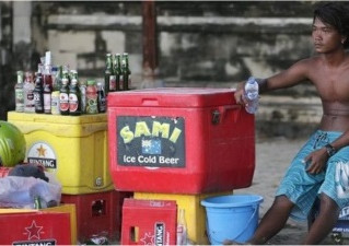 INDONESIA BANS THE BEER | BUT NOT IN BALI