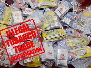57 Million Illegal Cigarettes Seized In Oz