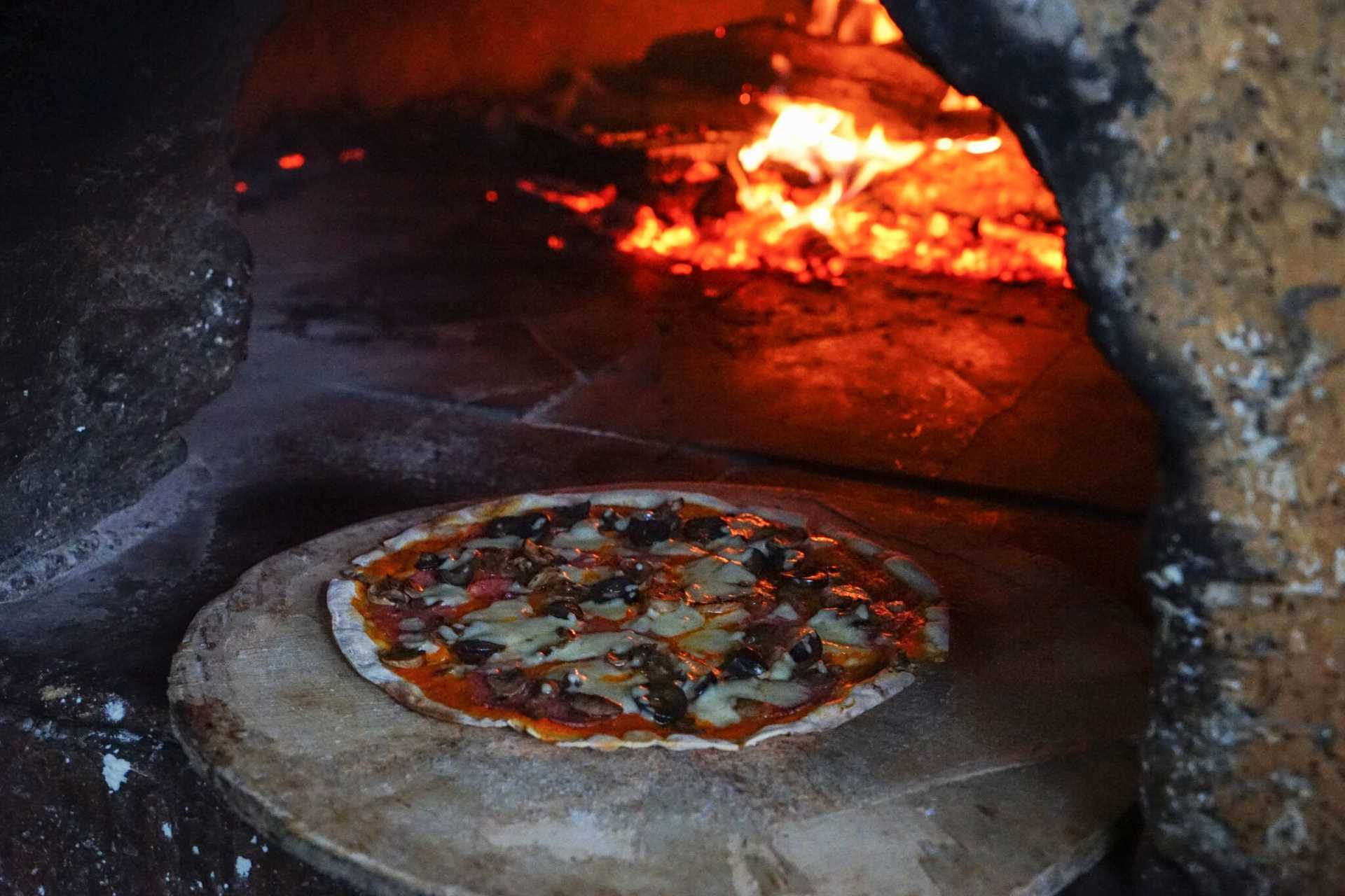 The Beach House Sanur | Pizzas