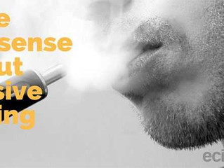 Another Bad e-Cig Science Report Slammed
