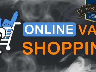 Vape Shopping Online / It's The Future