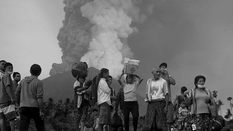 Mt Agung Relief Charity