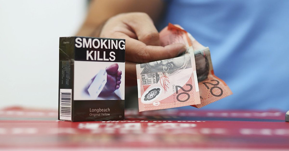 Aussie Cigarettes Most Expensive In The World