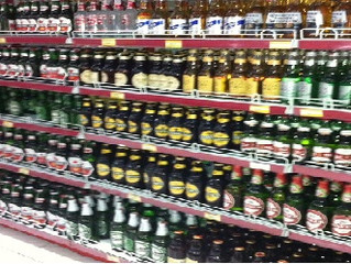 THE SHOP WITH NO BEER