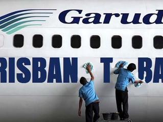 GARUDA AXE BRISBANE -BALI FLIGHTS AGAIN !