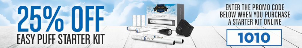 Easy Puff Electronic Cigarettes Australia