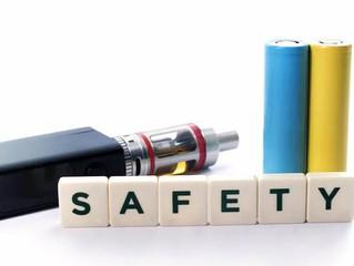 e-Cig Battery Safety
