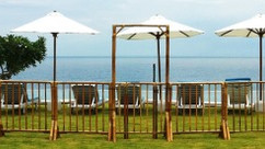 BALI SWIMMING POOL FENCE RENTALS