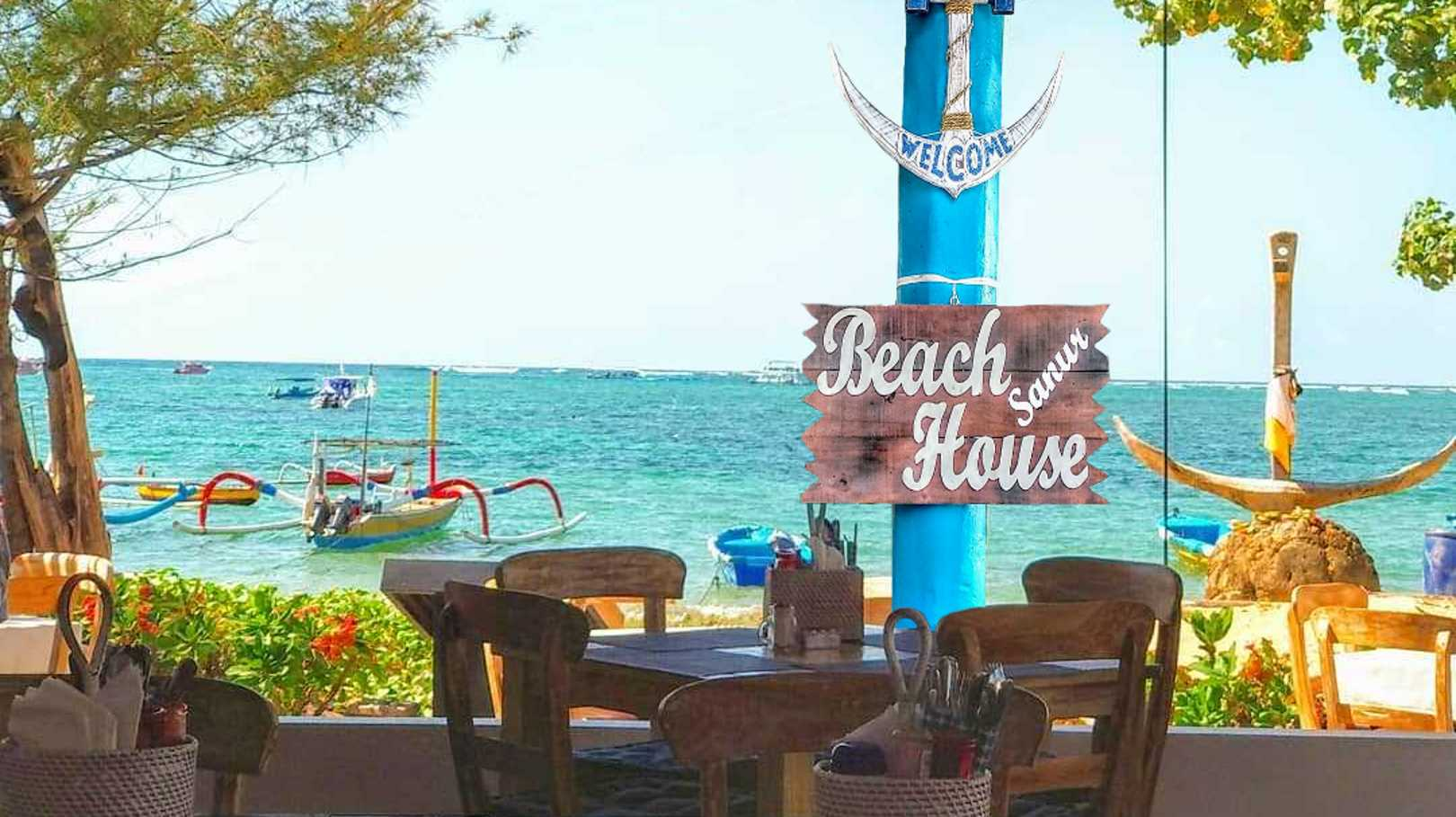 Beach House Sanur | Beach Views