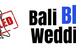 BALI WEDDING BLUES
