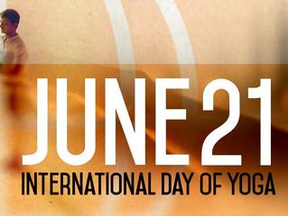 BALI | INTERNATIONAL YOGA DAY