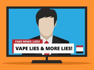 Worst 9 Media Lies About Vaping