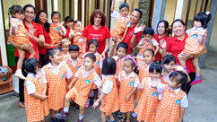 NEW VILLAGE PRE SCHOOL OPENS IN UBUD