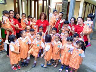 NEW VILLAGE PRE SCHOOL OPENS IN UBUD