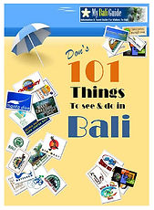 101 Things to Do and See in Bali - Here are a hundred different things to see and do in Bali