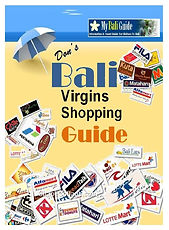 Bali Virgins Shopping Guide - All there is to know about shopping in Bali