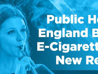 e-Cigs 95% Safer Than Tobacco