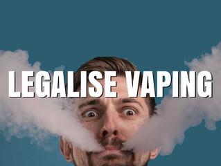 Australian Poll: Most Adults Want E-Cigarettes Legalised