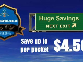 Huge Savings