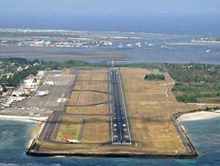 BIRD CONTROL AT BALI AIRPORT UPGRADED
