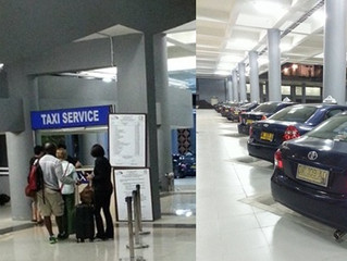 BALI AIRPORT TAXI PRICES