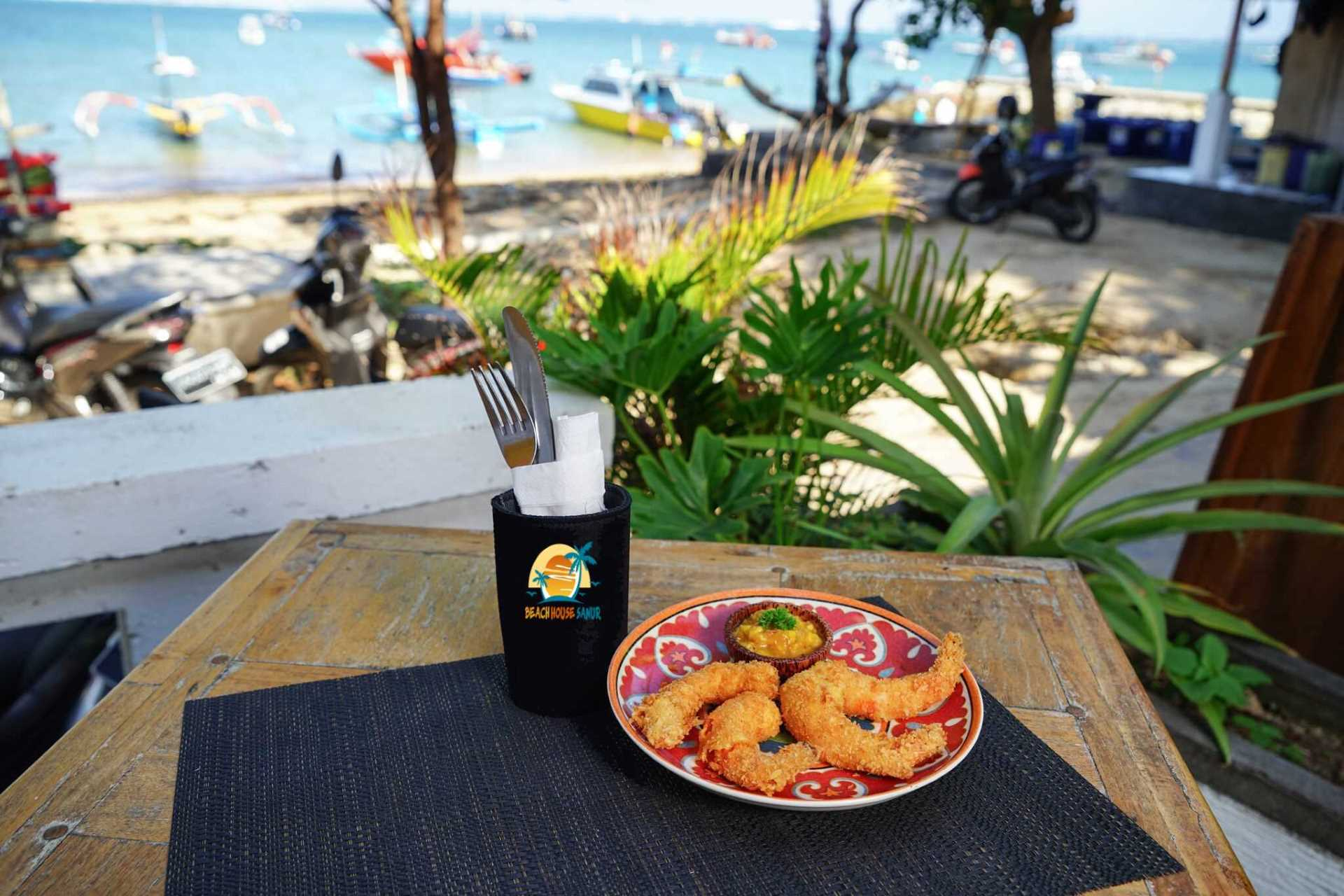 Beach House Sanur | Tapas