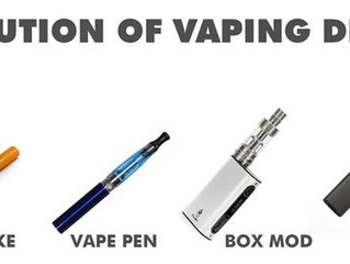 """What Is a """"Vape Pod"""" Device ?"""