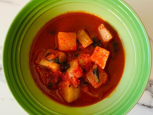 Benefits of kimchi beyond gut health