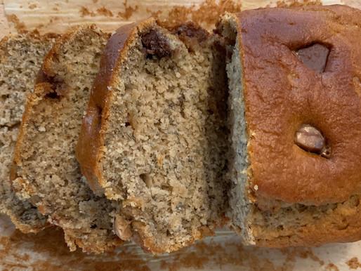 Gluten-Free Banana Loaf