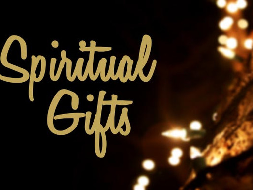 Will you use one or more of your Gifts?