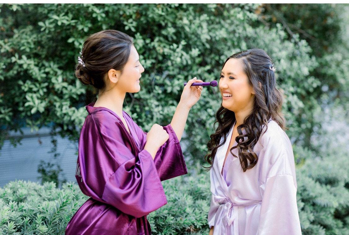 Makeup Application / Trial & Wedding