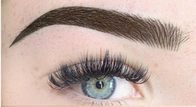 Combo Brows First Session