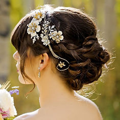 Hair stylist for weddings and proms - Hair Dresser Sunnyvale