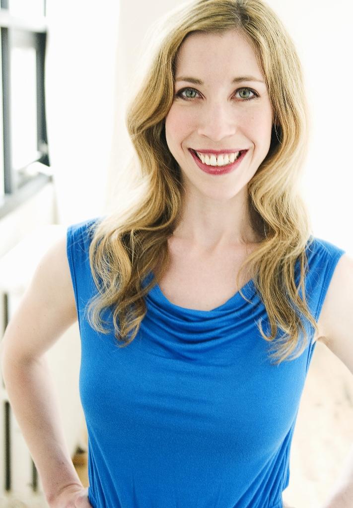 Megan Lorelei Corse Headshot
